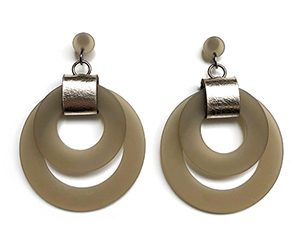 oh earrings <strong>aros oh</strong>