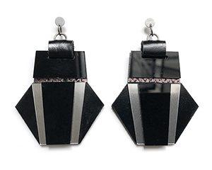 prisma earrings <strong>aros prisma</strong>