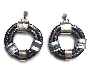 tecno earring <strong>aros tecno</strong>