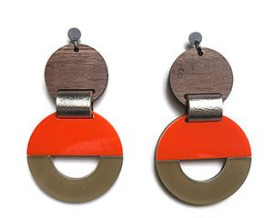 totem earrings <strong>aros totem</strong>