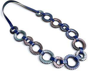circulo long necklace <strong>collar largo circulo</strong>