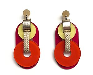 cromo earrings <strong>aros cromo</strong>