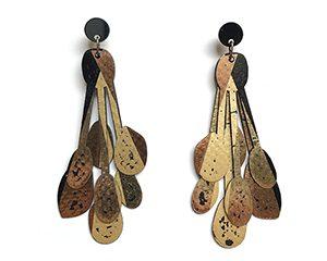 reflex earrings <strong>aros reflex</strong>