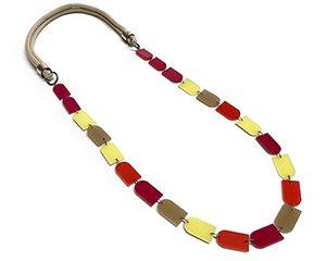 cromo long necklace <strong>collar cromo largo</strong>