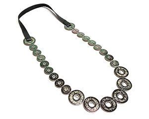 saturno long necklace <strong>collar largo saturno</strong>