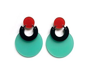 moon earrings <strong>aros moon</strong>