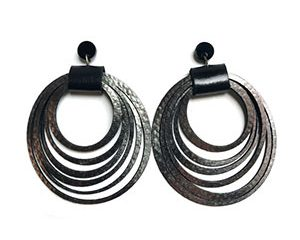 wave earrings <strong>aros wave</strong>